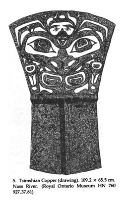 Tsimshian Copper